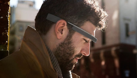 First Look: How The Google Glass UI Really Works | AQA BUSS 4 Google | Scoop.it