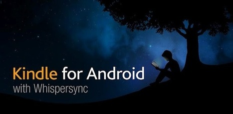 Kindle - Applications Android sur GooglePlay | Applicazioni Android e non, Infographics, Byod | Scoop.it