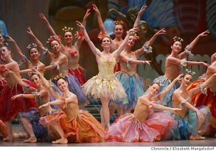 BALLET: EL CASCANUECES   Terpsicore. Danza.   Scoop.it