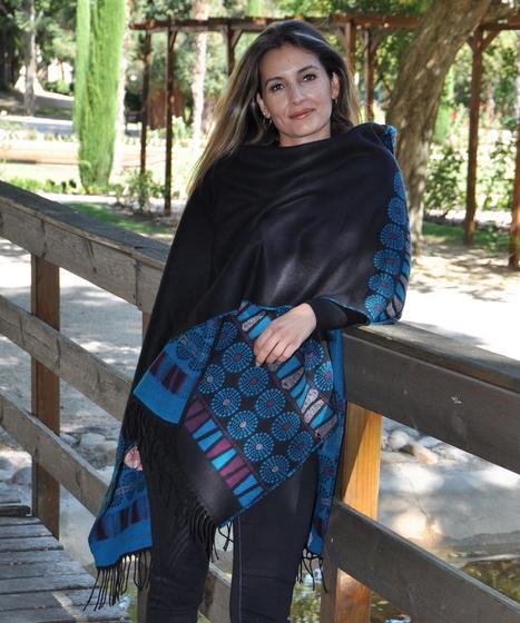 Poncho femme sur Echarpissime | Presse et Blog | Scoop.it