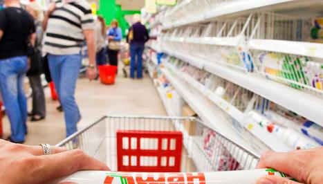 Facebook regarde dans quels magasins vous faites vos courses | Web information Specialist | Scoop.it