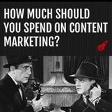 How Much Should You Spend On Content Marketing? #contentmarketing #socialmedia | Content Marketing | Scoop.it