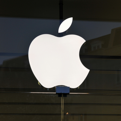 Apple To Trademark 'Leaf' In Logo? | Corporate Identity | Scoop.it