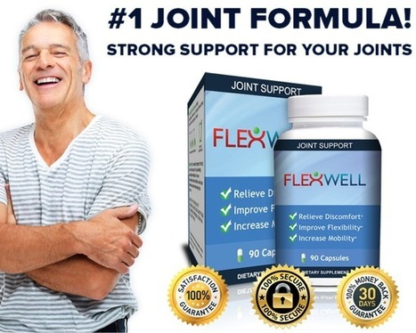 Flexwell Joint Support Review - Get Free Trial | flexwell joint | Scoop.it
