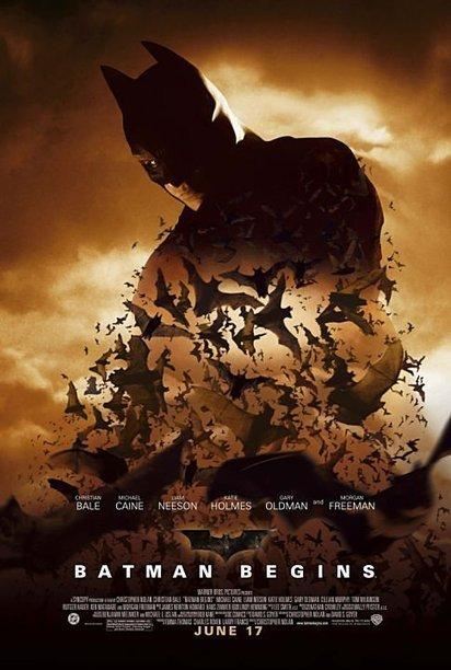 Batman Begins (2005) | What is a Hero | Scoop.it