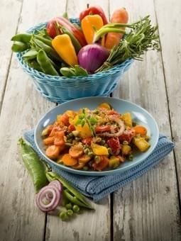Une cafétéria universitaire végétalienne en Caroline du Sud |USA | Correcciones al margen | Scoop.it