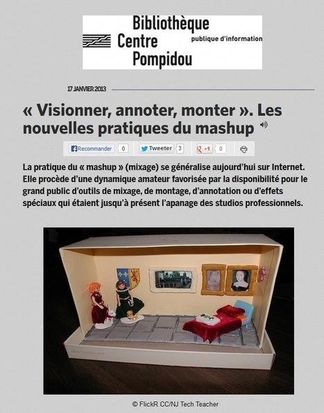 Cachez ce mashup que je ne saurais voir... | Libertés Numériques | Scoop.it