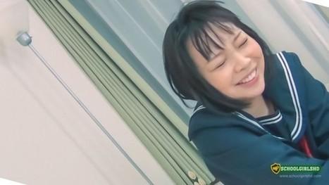 Arousing Yuri Sakurai Gets Her Ass Toyed And Sucks Dick | schoolgirlshdblog | Scoop.it