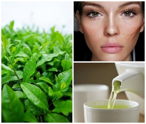 Green tea skin benefits – myths and truths   Organic Beauty Trends   Scoop.it