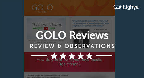 GOLO Weight Loss Diet Reviews - Is it a Scam or Legit? | FOOD? HEALTH? DISEASE? NATURAL CURES??? | Scoop.it