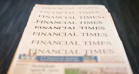 Le 'Financial Times' passe sous pavillon japonais | (Media & Trend) | Scoop.it