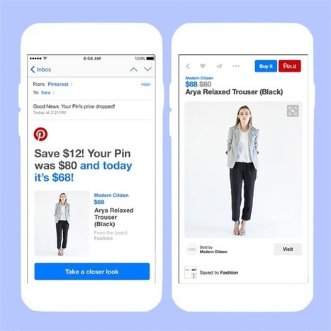 Pinterest's New Upgrade Is Going to Save You Money   Linguagem Virtual   Scoop.it