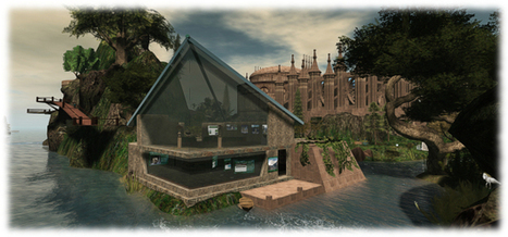 Going Inworldz with Seanchai Library | Happenings - Virtual Worlds | Scoop.it