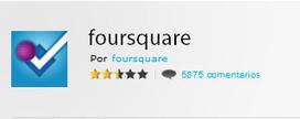 Foursquare para BlackBerry actualizado a v3.4.1 con mejoras en el rendimiento de la batería | MLKtoSCL | Scoop.it