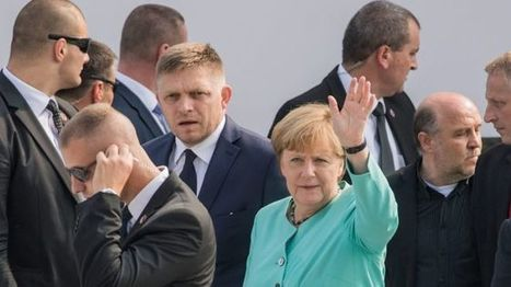 Bratislava EU meeting: Merkel says bloc in 'critical situation' | AP HUMAN GEOGRAPHY DIGITAL  STUDY: MIKE BUSARELLO | Scoop.it