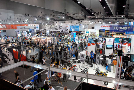 Sydney Motorcycle Show - This Weekend! | Motorcycle News | Scoop.it