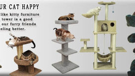 The Various Benefits of Cat Condo in Your Pet's Life | Custom made cat condos | Scoop.it