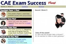Practice tests for CAE Reading and Use of English (Cambridge English: Advanced) | Proficiency English Links | Scoop.it