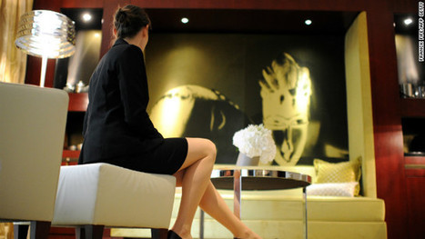 What women want: Hotels look to cater for more female business travelers | Tourism Ιndustry & Social Media | Scoop.it