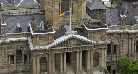 Rainbow Flag to fly at Town Hall for Mardi Gras | Gay News | Scoop.it