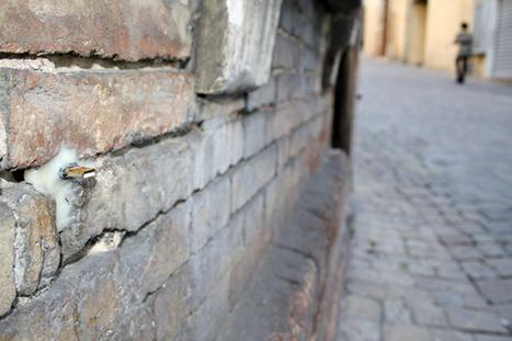 A Macerata i muri parlano | Dead Drops nelle Marche | Le Marche un'altra Italia | Scoop.it