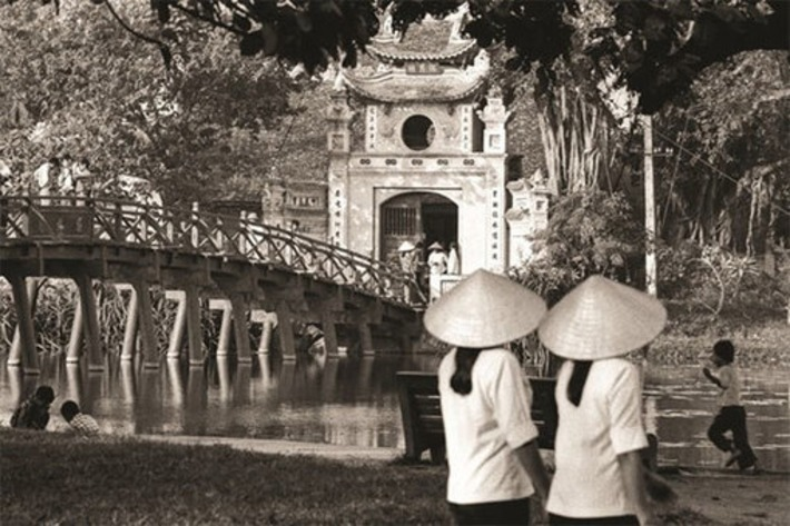 Hanoi life in 1980s depicted in photos of former British diplomat | VietNamNet | Kiosque du monde : Asie | Scoop.it