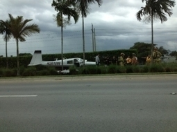 Small Plane Makes Emergency Landing On Busy Pembroke Pines, Florida Street | The Billy Pulpit | Scoop.it