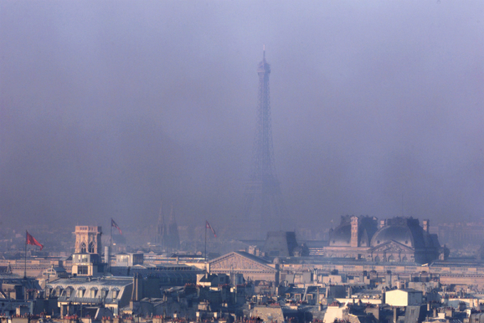 Paris réunit onze grandes métropoles mondiales contre la pollution