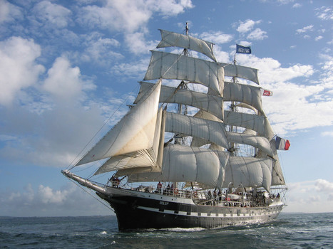 Le Belem pourrait retrouver Venise en 2014 | L'Italie : art & culture | Scoop.it