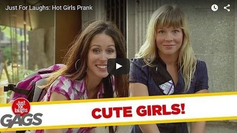 Hot Girls Prank - All Site Café | cool sites | fun sites | entertainment | play computer games | Scoop.it