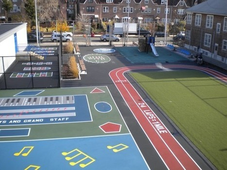 What Happens When Schools Open Their Playgrounds to the Community | School Leadership for 21st Century | Scoop.it