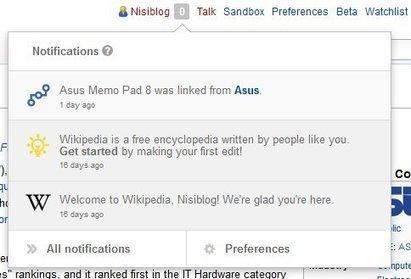 Prima mea pagina pe Wikipedia link-uita de Asus | Nisi's blog | Scoop.it