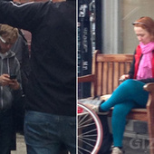 """Some People Are Filming a """"Documentary"""" Using Google Glass in New York Right Now 