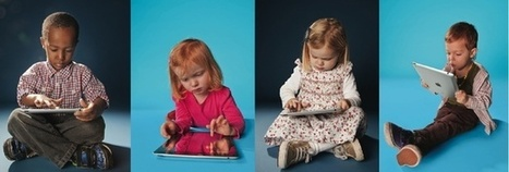 The Touch-Screen Generation | Marketing | Scoop.it