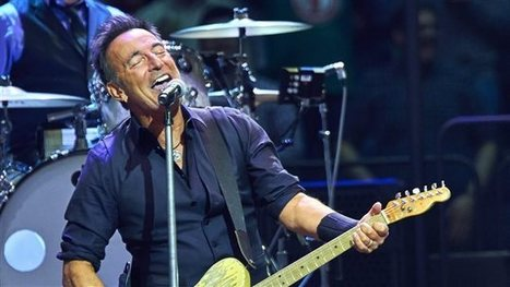 Bruce Springsteen offre son plus long concert en sol américain - Radio Canada | Bruce Springsteen | Scoop.it