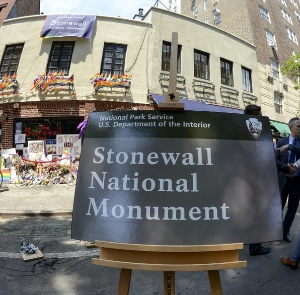 Red, White, and Rainbow: The National Park Service's LGBTQ Theme Study