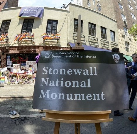 Red, White, and Rainbow: The National Park Service's LGBTQ Theme Study | PinkieB.com | Gay and Lesbian Life | Scoop.it