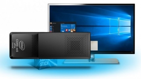Inteliltä uusia PC-tikkuja – Windows 10 suoraan televisioon | Some pages | Scoop.it