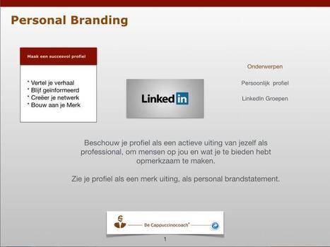 Maak een succesvol LinkedIn profiel | Jij (en je bedrijf) op LinkedIn | Scoop.it