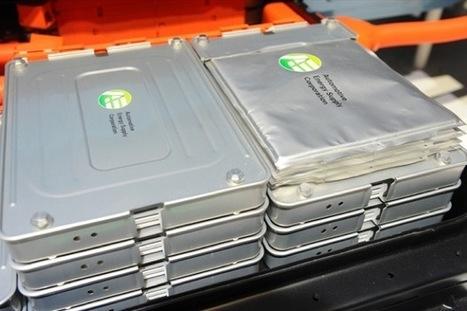 Batteries 2020 : des batteries de voitures usagées récupérées pour d'autres usages ! | Remembering tomorrow | Scoop.it