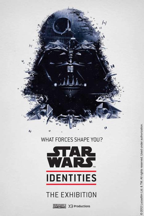 Teaser StarWars Identites | Du côté décalé de la Force | Scoop.it