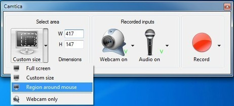 Camtica - Screen Recorder Software-Windows Operating System | Screencasting & Flipping for Online Learning | Scoop.it