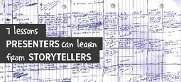7 lessons presenters can learn from storytellers | Make a Powerful Point | How to find and tell your story | Scoop.it