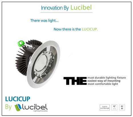 Now there is the LUCICUP !   Actu Lucibel   Scoop.it