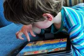 Little brains suffer with too much screen play | EMDR Therapy | Scoop.it