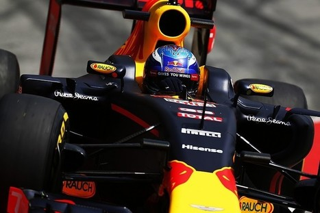F1 testing: Max Verstappen fastest on day two at Barcelona | F 1 | Scoop.it