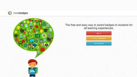 Why Use Digital Badges with Kids in Your Classroom | EdTechReview | Scoop.it