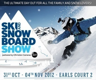 London Ski & Snowboard Show starts | Aussois | Scoop.it