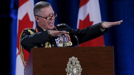 Canada : le chef d'état-major n'exclut pas l'intervention d'une coalition en Libye | Histoire de la Fin de la Croissance | Scoop.it