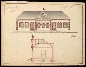 Plans d'écoles | Archives départementales des Hautes-Pyrénées | Généalogie en Pyrénées-Atlantiques | Scoop.it